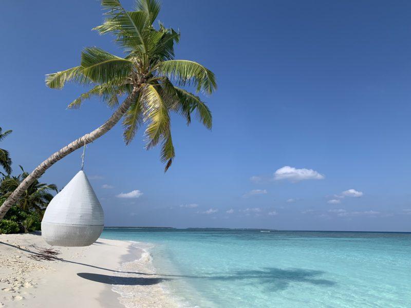 ハイダウェイビーチリゾートのビーチ