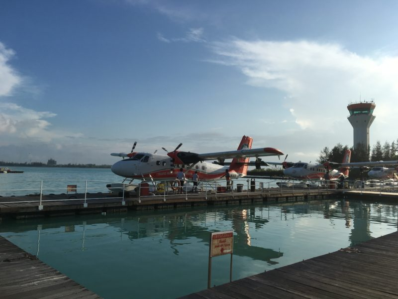 マーレ水上飛行機ターミナル