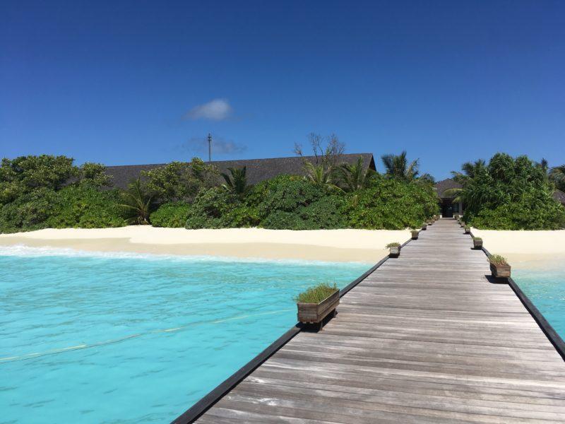 Barefoot eco hotel- jetty