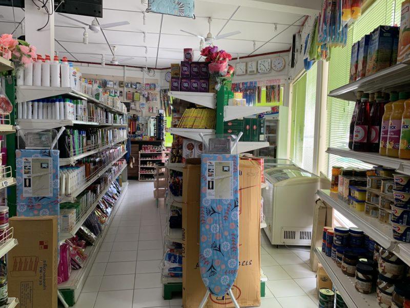 モルディブの商店