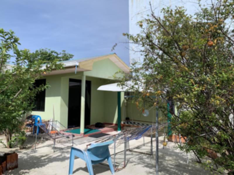 ローカル島のお家