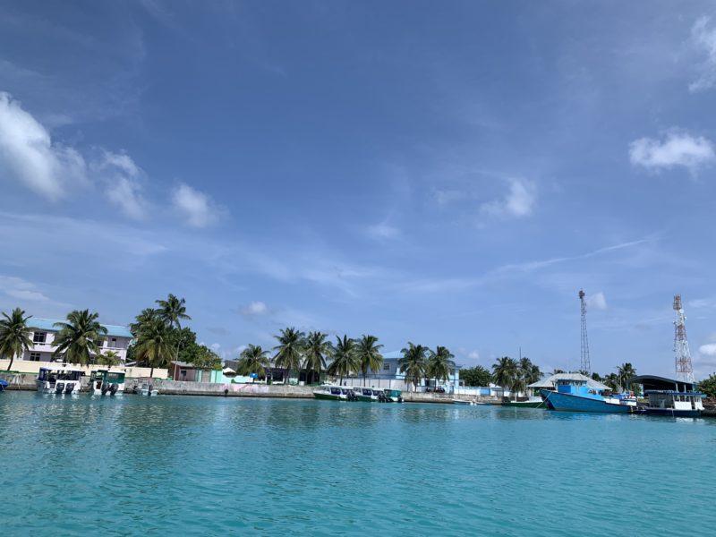 Maldives Local Island