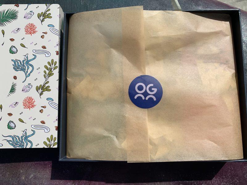 Ogaa Gift Set inside box