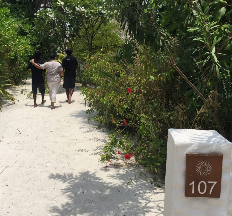 Hideaway beach resort- villa 107