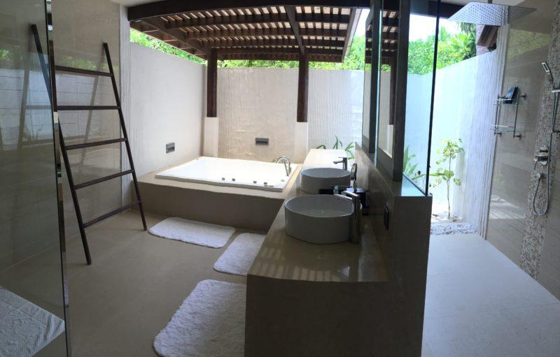 Hideaway beach resort- sunset beach villa- bathroom