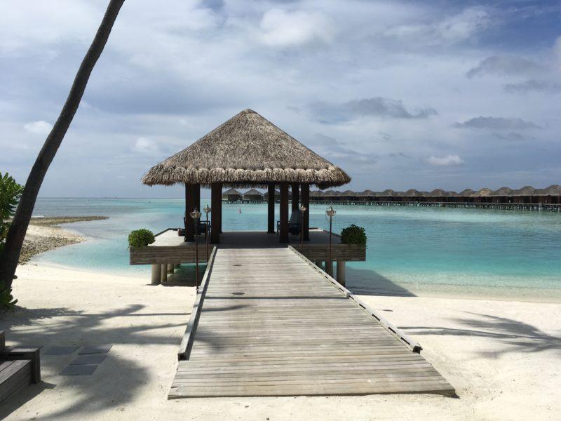 Anantara resort in Maldives
