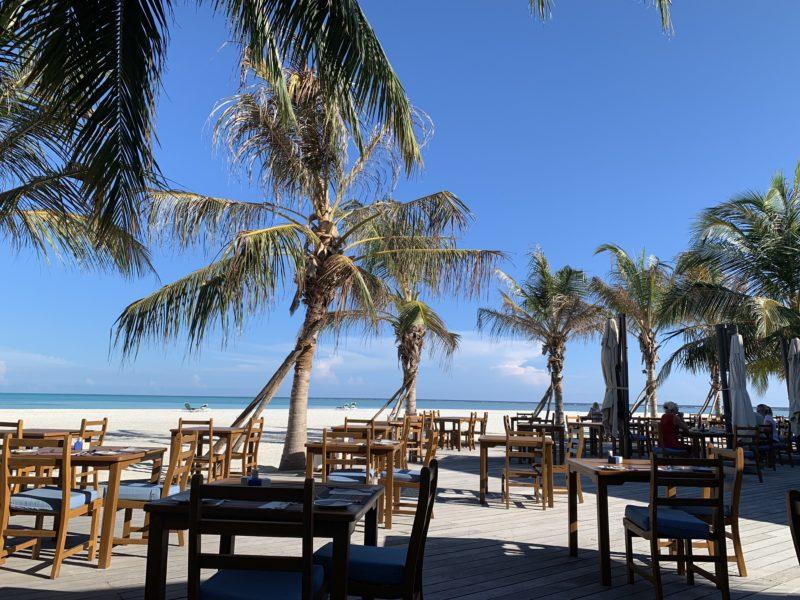 Meeru island resort Restaurant