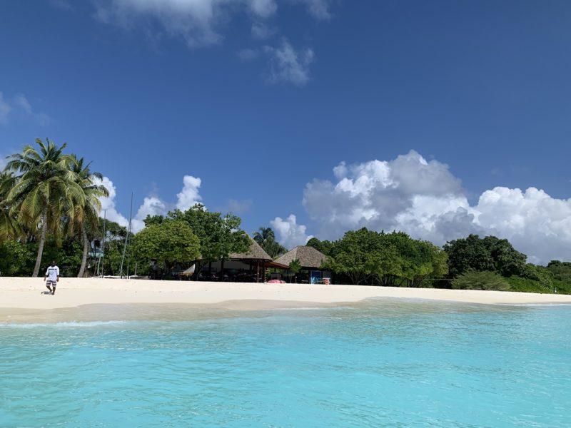Hideaway beach resort - lagoon
