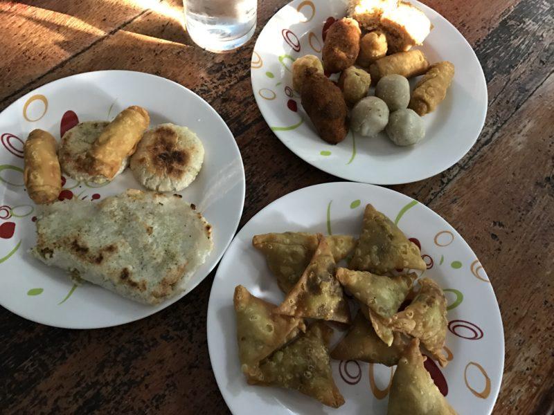 Local snacks of Maldives