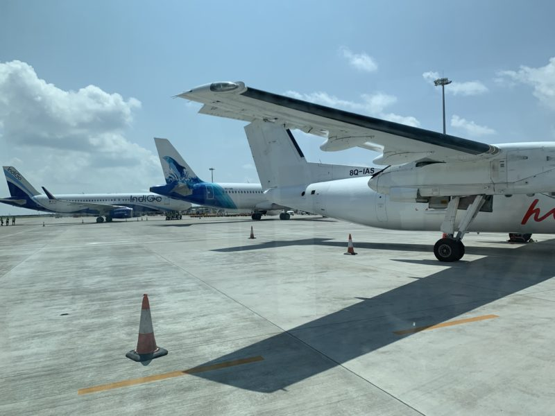 Male' airport